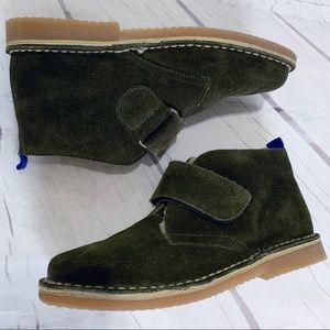 Mini Boden Suede Desert Boots -